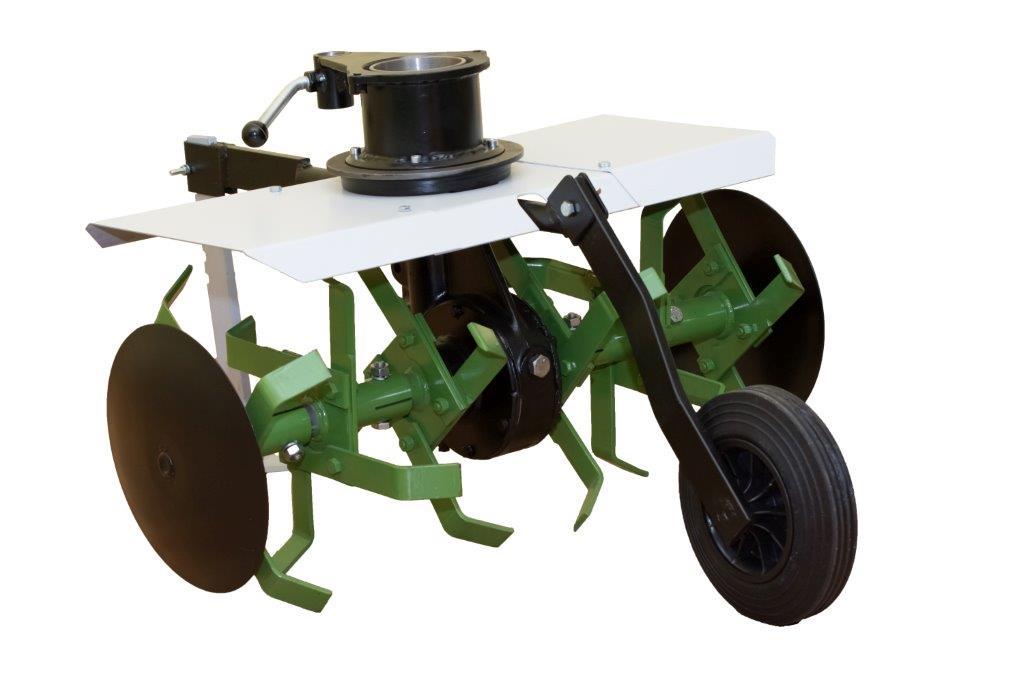 Rotačný kyprič AS 30 spojka  80 mm